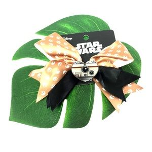New Star Wars x Loungefly BB-8 Hair Bow